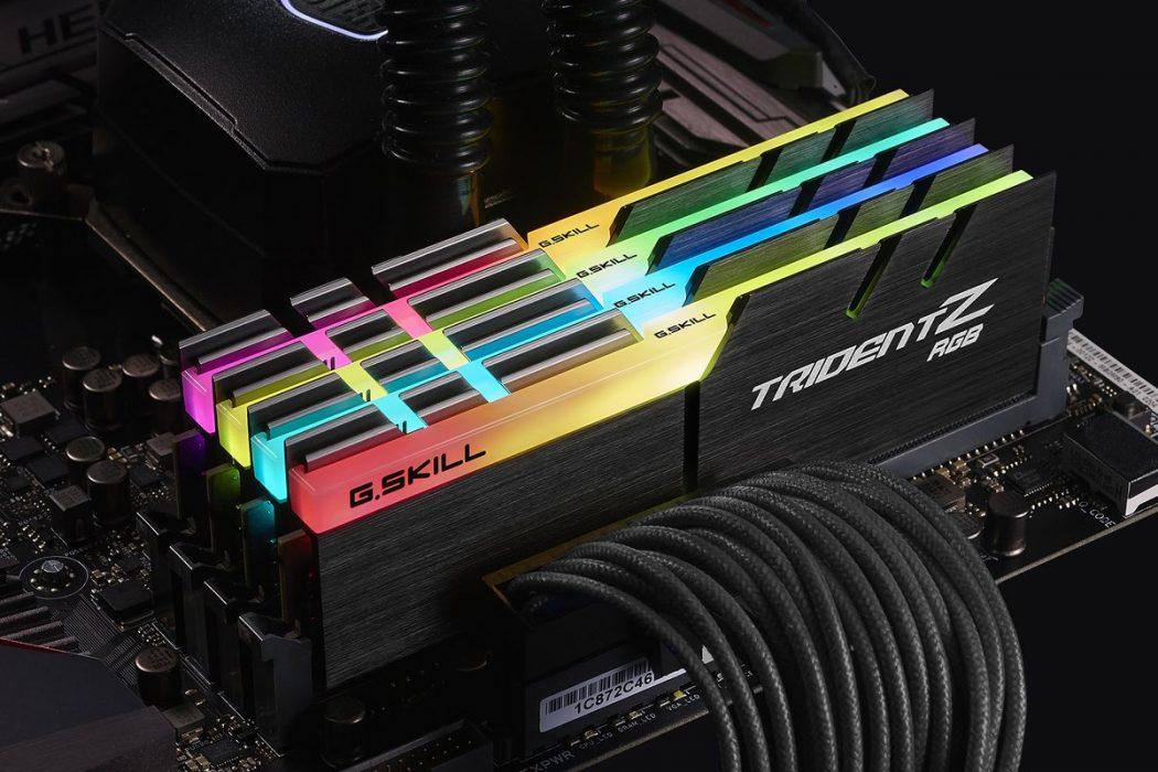 Memoria RGB